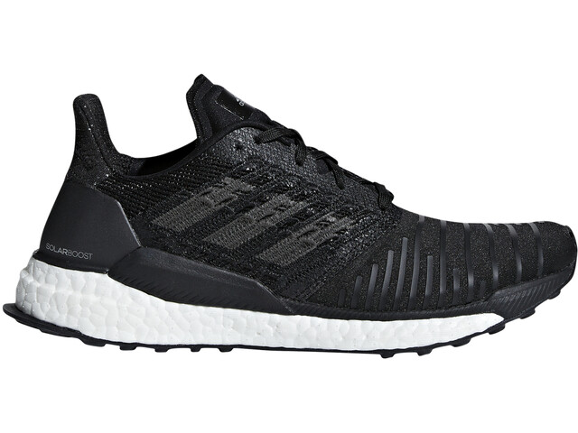 adidas Solar Boost Zapatillas Mujer, core black/grey four/ftwr white